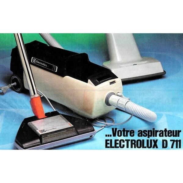 aspirateur lux electrolux d711 france purification. Black Bedroom Furniture Sets. Home Design Ideas